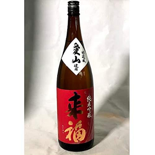 【日本酒】来福(らいふく) 純米吟醸 愛山 1800ml