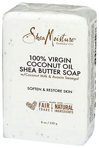 Shea Moisture Coconut Oil Shea Butter Soap
