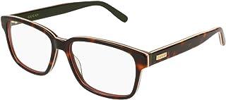 Eyeglasses Gucci GG 0272 O- 006 Havana /