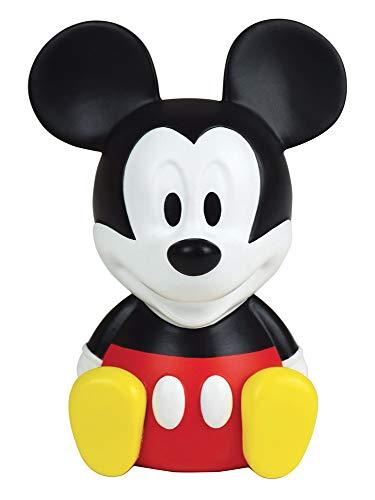 Fun House 713126 Disney Mickey - Luz nocturna 3D para niños (+/-13 cm), multicolor