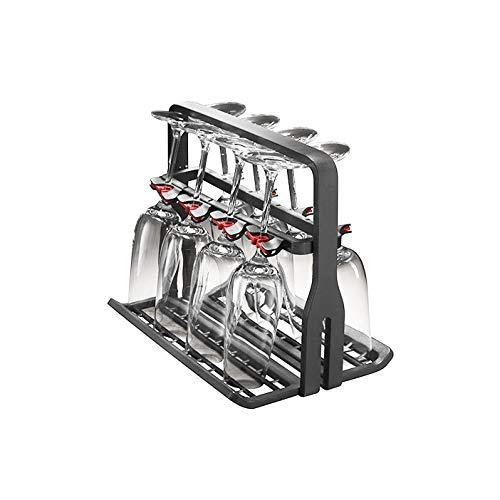 AEG A9SZGB01 Cesta para Copas para lavavajillas (Capacidad máxima: 8 Unidades), Gris