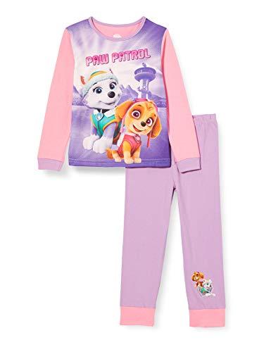 La Patrulla Canina - Pijama para niñas - Paw Patrol - 3 - 4 Años