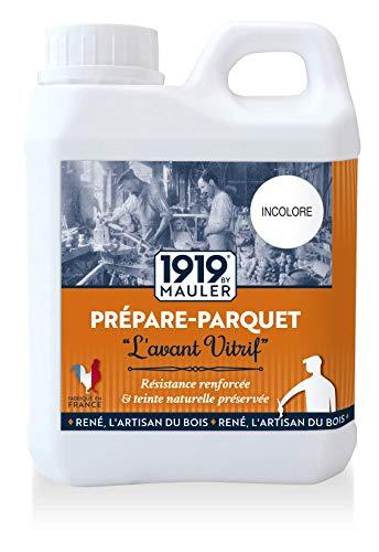 Vitrificateur parquet Ecolabel dépolluant incolore - 'Bouffée d'Air' 2,5L 1919 BY MAULER