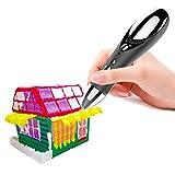 Yvsoo 3D Pen Pluma 3D Impresión 3D Printing Pen PLA Inteligente Dibujar y Pintar...