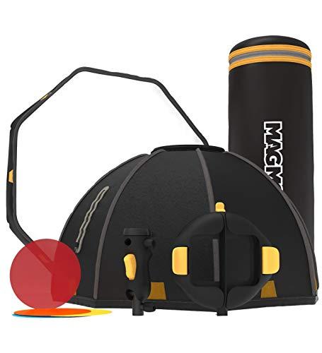 MagMod MagBox 24 Octa Pro Kit mit MagRing, MagShoe, Korrekturgeln, Fokusdiffusor und Aufbewahrungsbox
