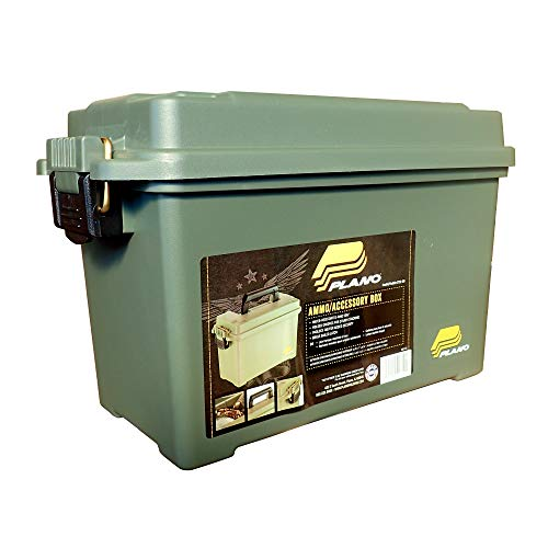 Plano Ammo Field Box, OD Green, Small