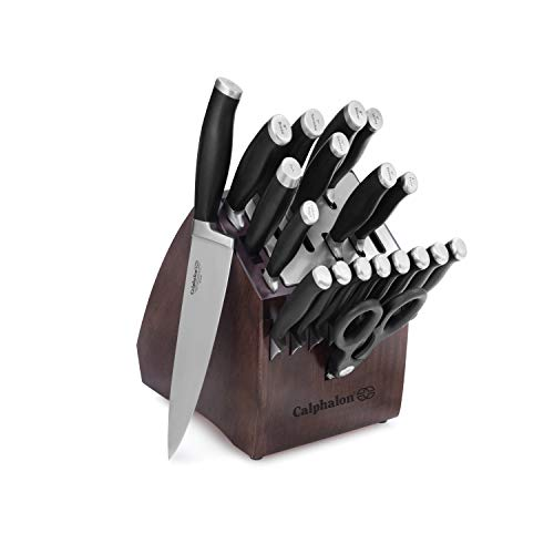 Calphalon Contemporary Self-Sharpening 20-Piece Knife Block Set