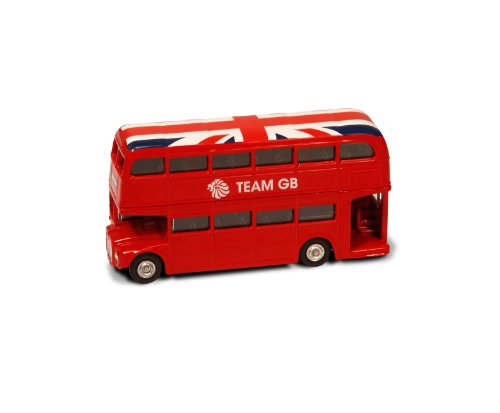 Corgi (Londres 2012) - CTY62402 - Véhicule Miniature et Circuit - Classic Routemaster Bus