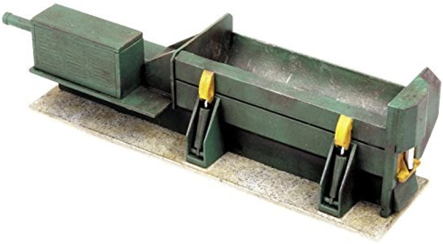 Walthers HO Cornerstone Series Scrap Yard Details  Baler Logger Plastic Kit by Walthers Cornerstone