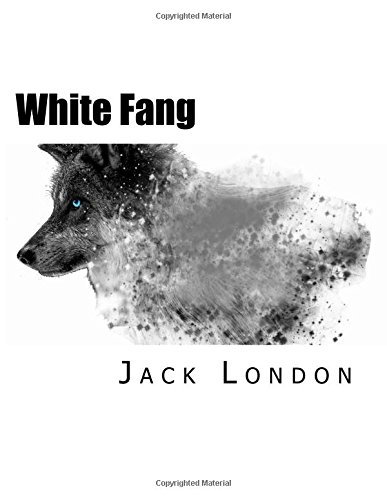 White Fang 1983846724 Book Cover
