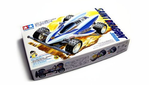 Series No.20 Saint Dragon Jr Racer Mini 4wd. 18020 (japan import)