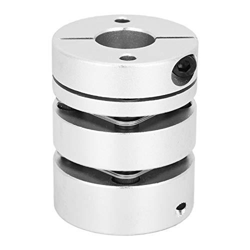 Adaptador de eje de acoplador, acoplamiento, conveniente aleación de aluminio, peso ligero, excelente artesanía para tornos de centro de mecanizado