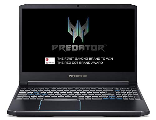 Comparison of Acer Predator Helios 300 PH315-52 (NH.Q54EK.006) vs ASUS ROG Zephyrus (GX501VS-GZ058T)