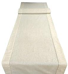 Image of Dining Table Runner Cotton...: Bestviewsreviews