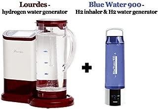 VALUE PACK: Lourdes Hydrogen Water Generator + BW900 Hydrogen inhaler/Hydrogen breathing machine+Hydrogen Water/Hydrogen water machine+Lourdes generator/H2 inhaler