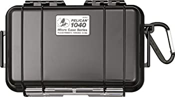 Pelican 1040 Watertight Hard Micro Case with Rubber Liner