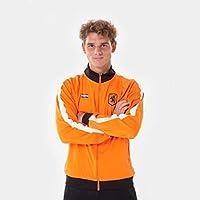 Oranje Holland vest heren - trainingsjack - Nederland vest - maat S