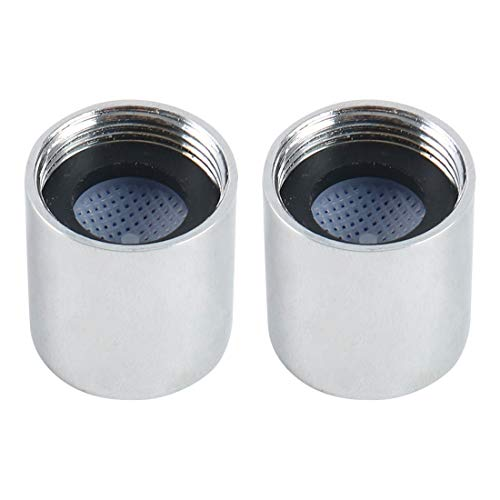 Sourcingmap - Set di 2 aeratori per rubinetto M16, per rubinetto da bagno, bagno, lavandino, cucina, rubinetto, bidet