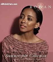 Rowan Summerspun Collection book Marie Wallin &Lisa Richardson