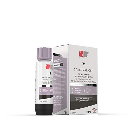 DS Laboratories terapia anti-envejecimiento de la Mujer para el adelgazamiento del cabello, de 2 onzas / 60 Milliliter - Spectral.CSF