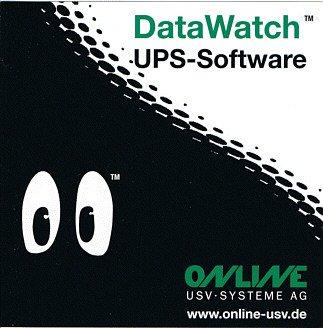 DataWatch Pro. UPS Software. (mit CD Rom)