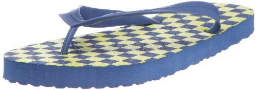 Vans Lanai, Chanclas Hombre, Azul ((Checkerboard) stv Navy/Sulphur Springs), 44.5