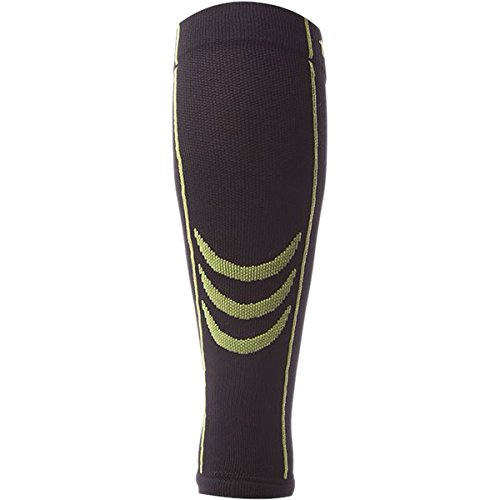 Socken EVAPOR8 Unisex Compression SLEEVE Carbon / Firefly L (42-45)