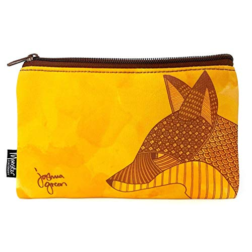 Monster Stationery Federmäppchen, Neopren, 1 Tasche, Joshua Green Design, Fuchs
