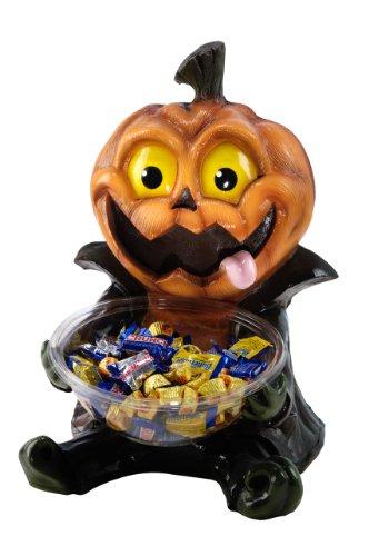 Rubie's Kürbis Bonbon-Schale Halloween - Einheitsgröße