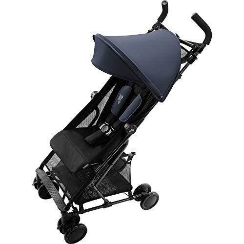 Britax Römer Buggy 6 Monate - 3 Jahre I bis 15 kg I HOLIDAY 2 I Navy Blue