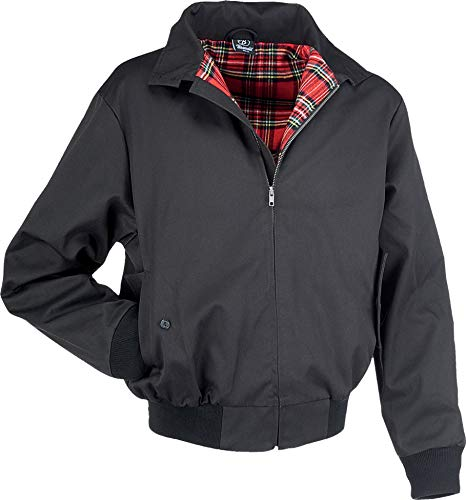 Brandit Canterbury Jacke schwarz - 5XL