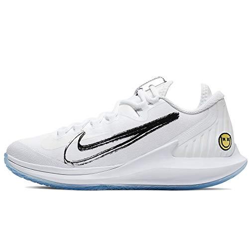 Nike Womens Nikecourt Air Zoom Zero Hc Womens Aa8022-103 Size 9