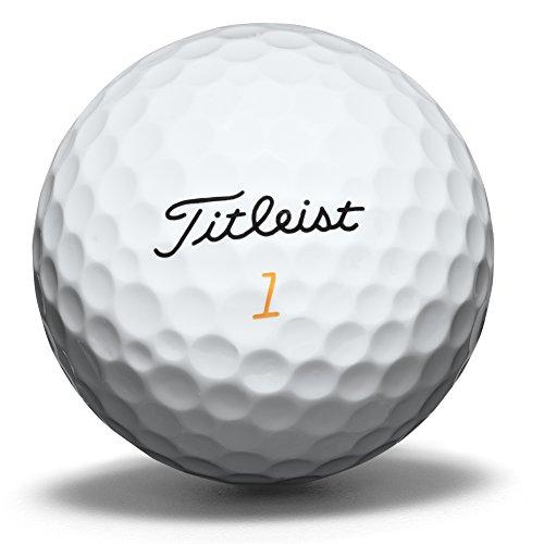 Titleist Velocity Prior Generation Golf Balls, White, Standard Digit Numbers (One Dozen)