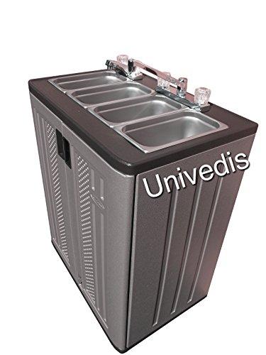 Dishwasher commercial sink