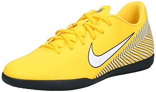Nike Unisex-Erwachsene Vapor 12 Club NJR Ic Fitnessschuhe, Mehrfarbig (Amarillo/White/Black 710), 45 EU