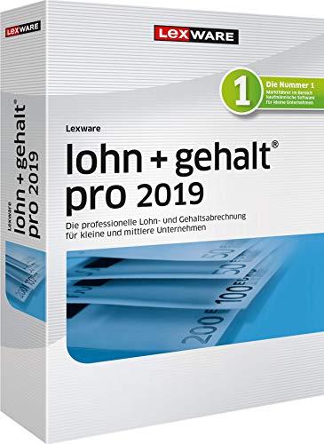 Lexware lohn+gehalt pro 2019