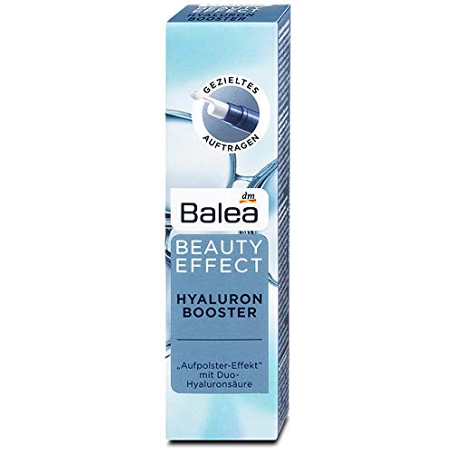 Balea Beauty Effect Hyaluron Booster Pflegeserum, 10 ml