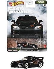 ホットウィール(Hot Wheels) ワイルド・スピード プレミアム - フューリアス・フリート ホンダ S2000 GRK60