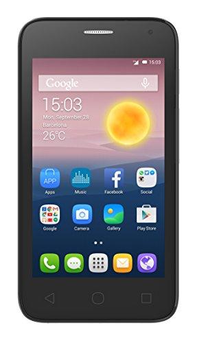 Alcatel Alcatel PIXI 3 SILVER DS 4