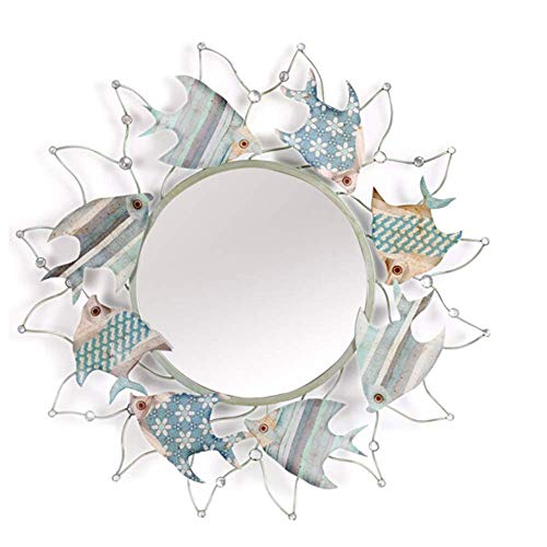 espejo forja de la marca H-BEI