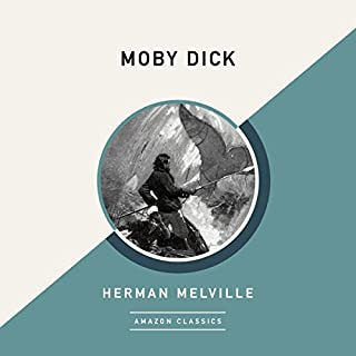 Couverture de Moby Dick (AmazonClassics Edition)