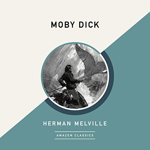 Moby Dick (AmazonClassics Edition) cover art