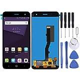 Tangyongjiao Pantalla LCD y Montaje Completo de digitalizador para ZTE Blade V8 Mini Piezas de Repuesto para teléfonos celulares