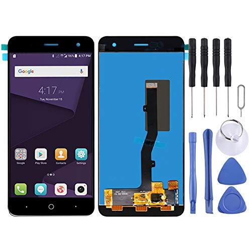 JIANGHONGYAN Accesorios telefonicos Montaje Completo de Pantalla LCD y digitalizador para ZTE Blade V8 Mini