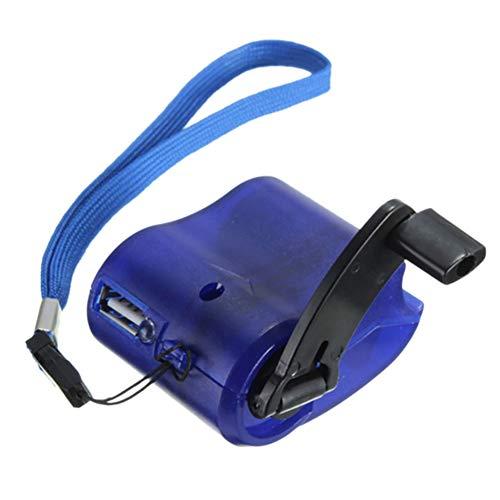 Hankyky Handheld Power Charger Generator Notfall Hand Strom USB Strom Kurbel für Handy