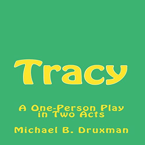 Tracy audiobook cover art