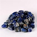 HSIOVE 200 g Bulk Surtido Mixto CULTADO Piedra LABIS Cristal AVENTURINA AVENTURINA Obsidiana Gemstone Minnerals para Reiki Chakra Beads (Color : 200g Lapis)