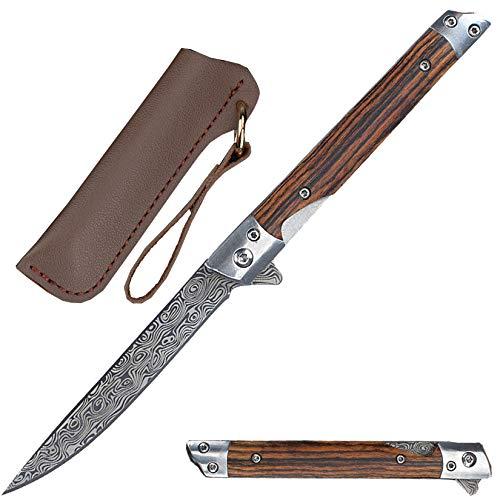 Cuchillos De Caza Y Supervivencia Militar cuchillos de caza  Marca Akatomo