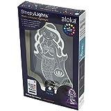 Aloka SleepyLights™ - Lámpara LED de Noche Multicolor (Sirenita)