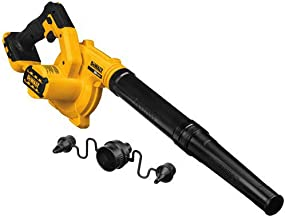 DEWALT DCE100BR 20V MAX Cordless Lithium-Ion Jobsite Blower (Tool Only) (Renewed)